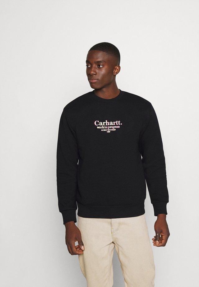 COMMISSION - Sweatshirt - black