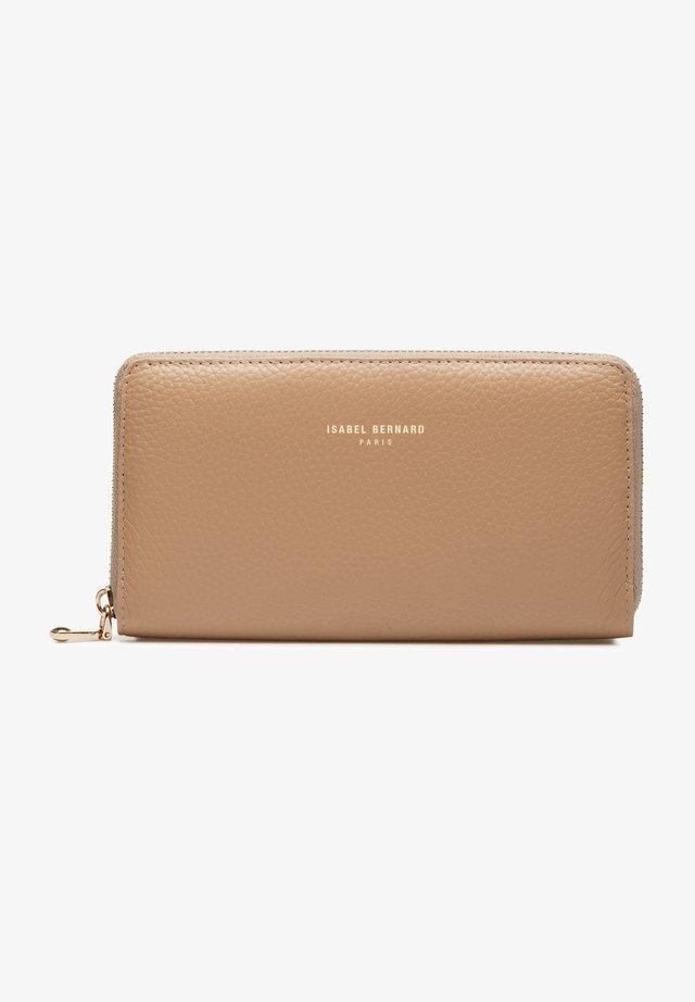 Wallet - beige