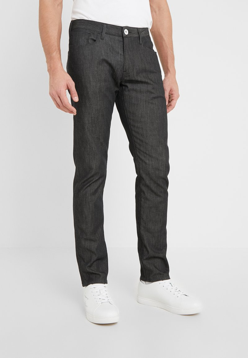 Emporio Armani - Jeans slim fit - black