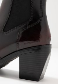 G-Star - TACOMA - Ankle boots - dark bordeaux - 2