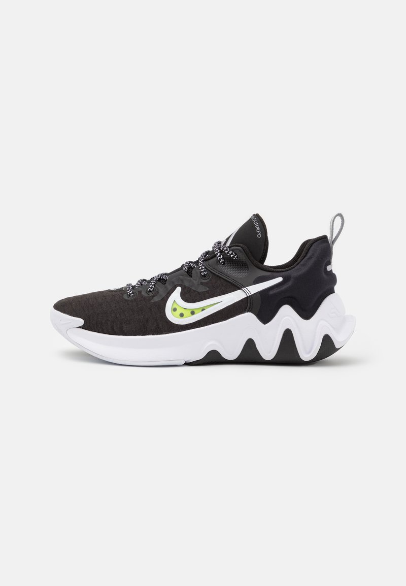 Nike Performance - GIANNIS IMMORTALITY - Basketball shoes - black/clear/white/wolf grey