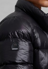Superdry - LUXE ALPINE  - Down jacket - black - 1