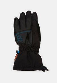 Reusch - CONNOR R-TEX - Handschoenen - black/brilliant blue - 1