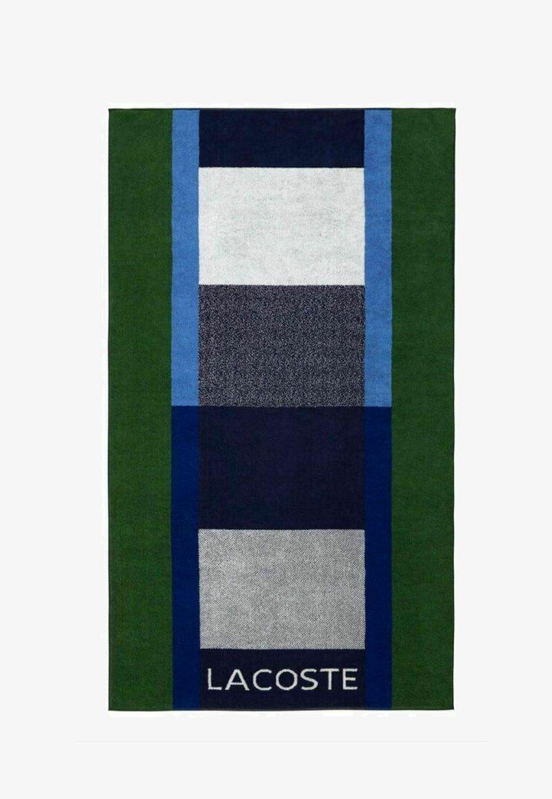 Lacoste - Beach towel - multi