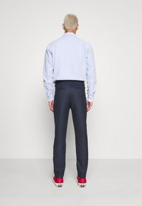 KnowledgeCotton Apparel - JOE RECYCLED PANT  - Tygbyxor - surf the web - 2