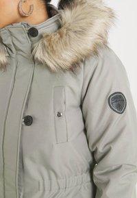 ONLY - ONLIRIS  - Winter coat - shadow - 6