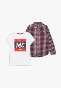 mothercare - CHECK TEE SET - Košile - multi - 0