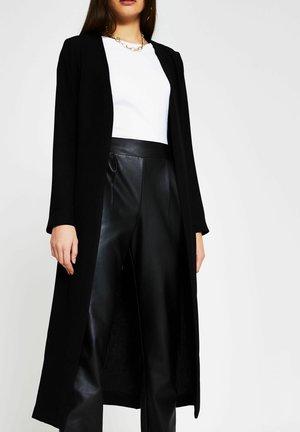 Manteau classique - black