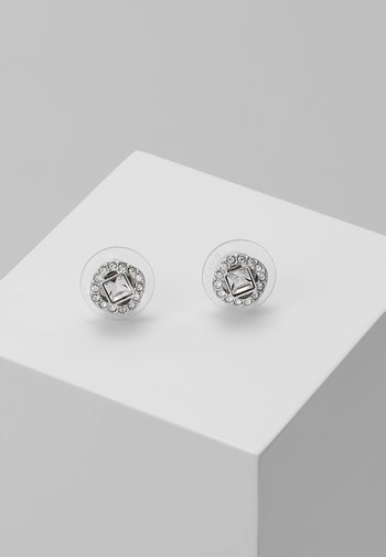 ANGELIC SQUARE - Earrings - white