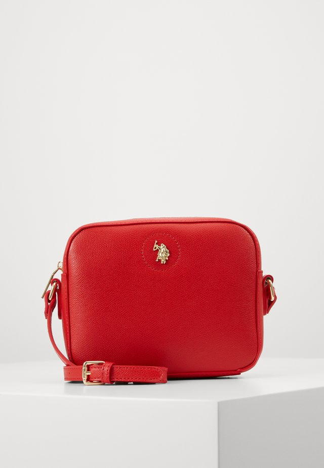 JONES - Sac bandoulière - red