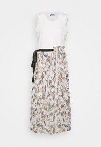 Liu Jo Jeans - ABITO - Jersey dress - offwhite - 4