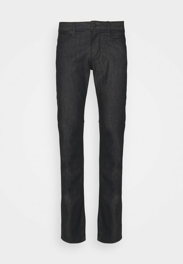 POCKETS PANT - Jeans slim fit - nero