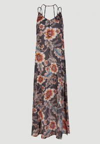 O'Neill - Maxi dress - black with red - 5