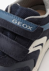 Geox - ALBEN BOY - Trainers - navy/dark avio - 2