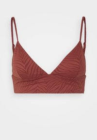 Roxy - WILDBABE SET - Bikini - marsala - 2