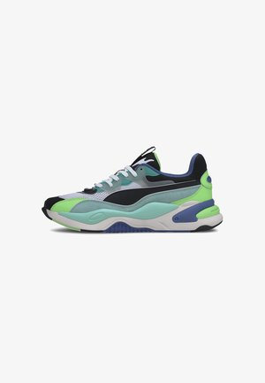 RS-2K INTERNET EXPLORING  - Sneakers - black-aruba blue
