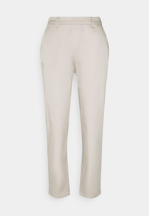 BASIC - Chino - Trousers - stone