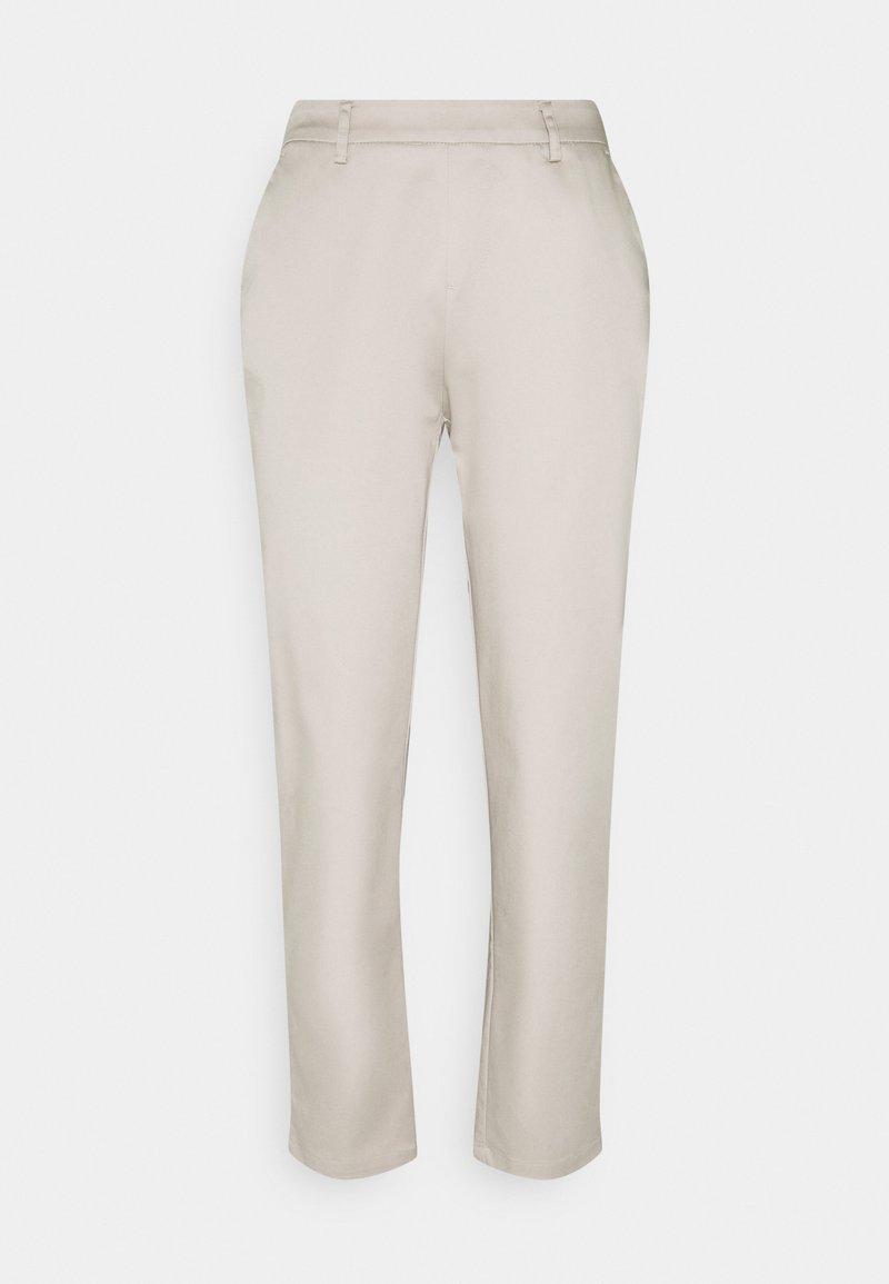 Anna Field - BASIC - Chino - Trousers - stone