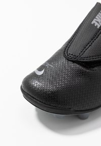 Nike Performance - MERCURIAL JR VAPOR 13 CLUB MG UNISEX - Fußballschuh Nocken - black/metallic cool grey/cool grey - 2