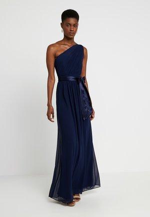 SADIE SHOULDER DRESS - Robe de cocktail - navy