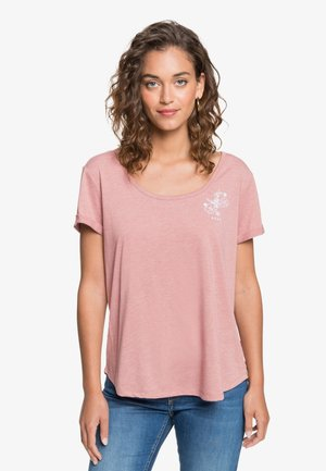 COCKTAIL HOUR  - Print T-shirt - ash rose