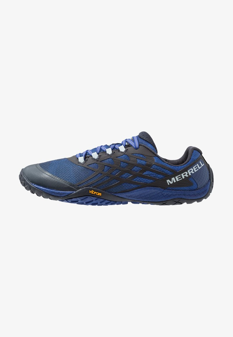 Merrell - GLOVE 4 - Trail running shoes - blue