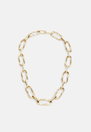 SIGNATURE CHAIN - Smykke - gold-coloured