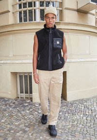 Carhartt WIP - SINGLE KNEE PANT COVENTRY - Pantalon classique - wall rinsed - 1