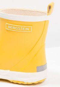 Bergstein - Botas de agua - yellow - 5