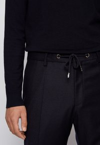 BOSS - BARDON - Suit trousers - dark blue - 3