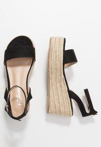 Koi Footwear - VEGAN  - Espadrilky - black - 2