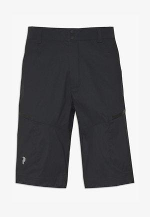 ICONIQ CARGO - Outdoor shorts - black