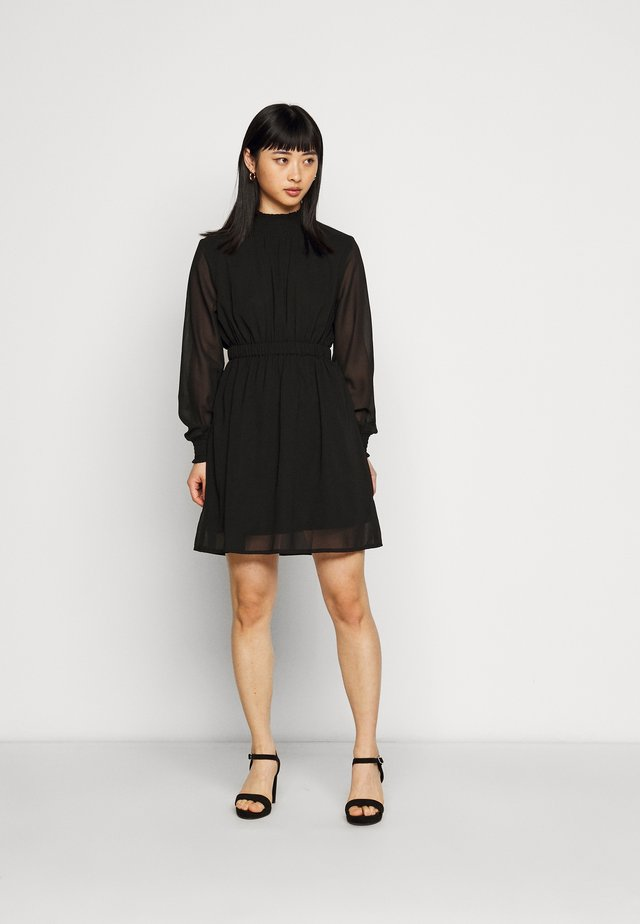 PCAMALIE DRESS - Robe d'été - black