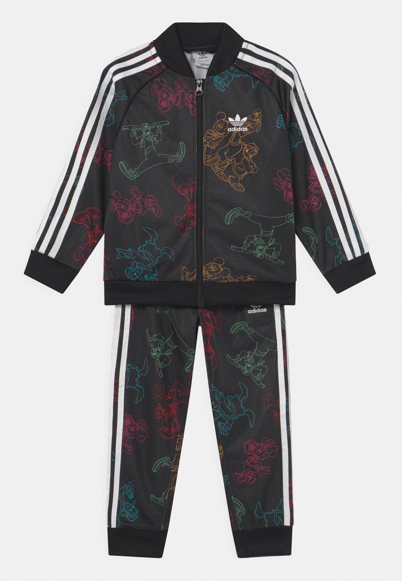 adidas Originals - DISNEY CHARACTER SET - Tuta - black/multicolor