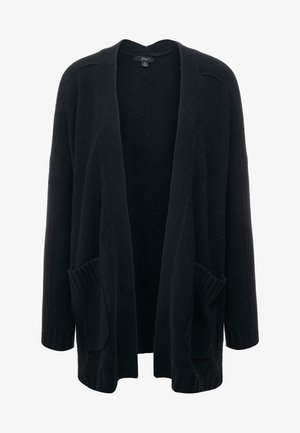 SUPERSOFT OPEN - Cardigan - black