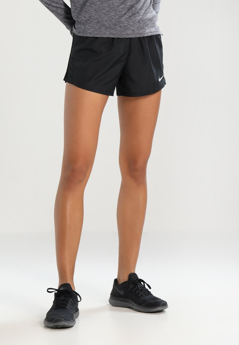 Nike Performance - Sports shorts - black/black/black/wolf grey
