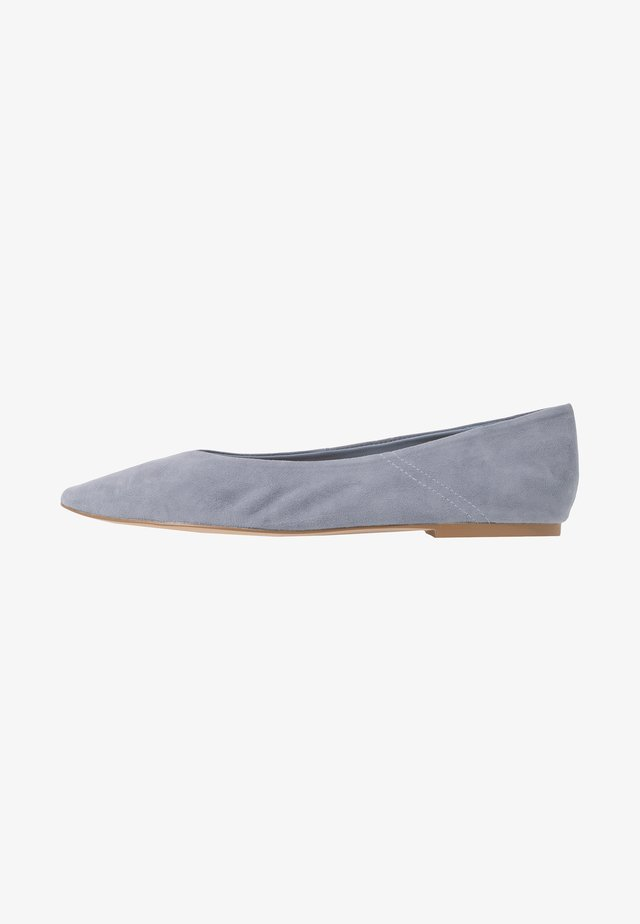 FENNEL - Ballet pumps - blue