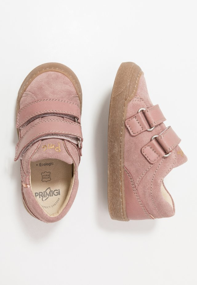 Touch-strap shoes - rosa/phard