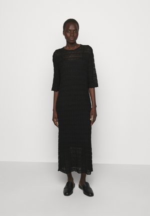 DRYPHIS 2-IN-1 - Jumper dress - black