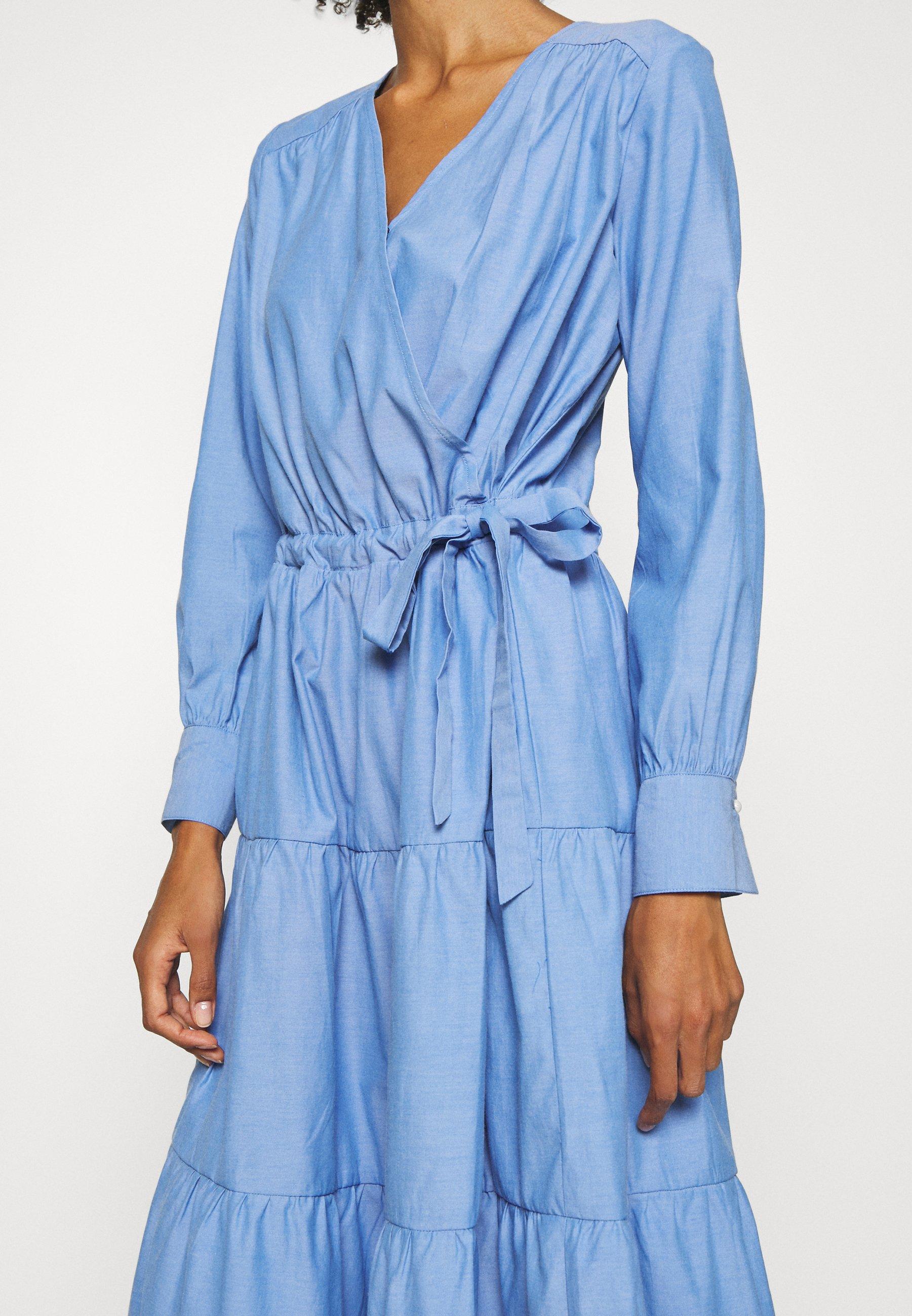 Blue Marley dress  Six Ames  Hverdagskjoler - Dameklær er billig