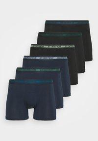 JBS - 6 PACK  - Pants - black/navy - 5