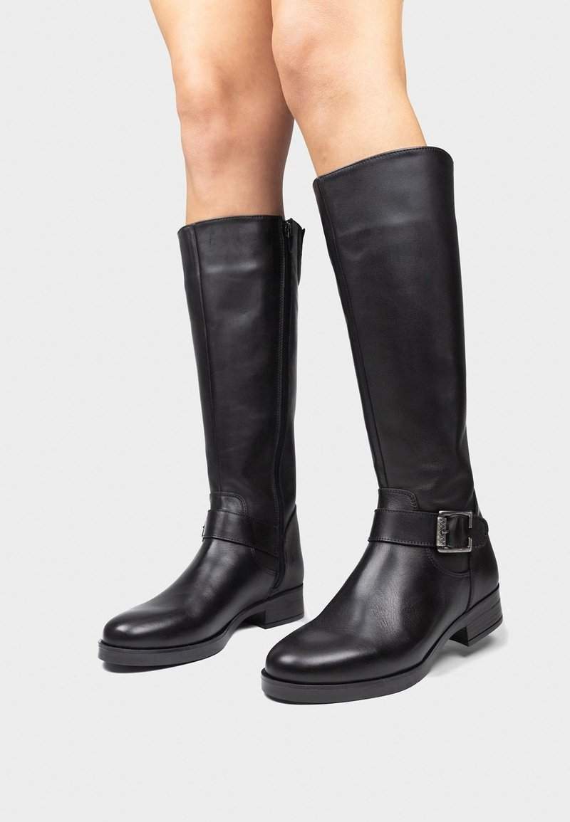 Eva Lopez - Boots - noir