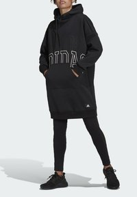 adidas Performance - WIP OH - Jersey con capucha - black - 3