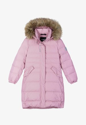 SATU - Winter coat - rosy pink