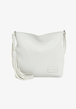 STACY - Handbag - white