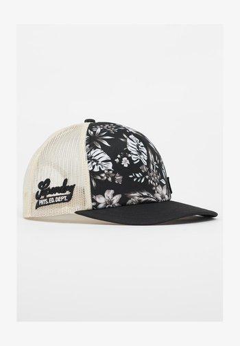 Cappellino - black hawaiian