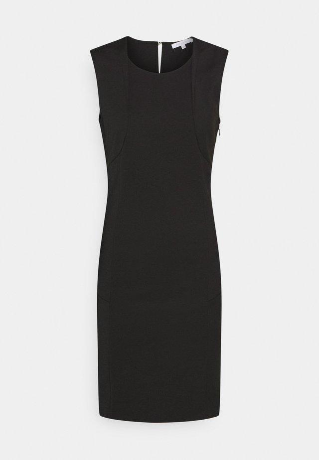 DRESS - Etuikleid - nero