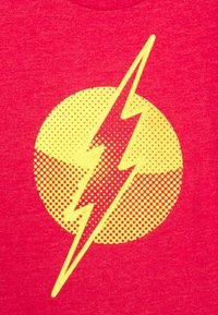 GAP - BOY SHIELD TEE - Print T-shirt - pure red - 2