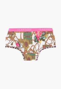 Claesen's - GIRLS 2 PACK - Briefs - pink - 1