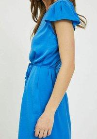 Vila - Day dress - nebulas blue - 3